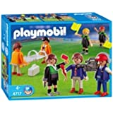 Playmobil - Set adicional de fútbol (4717)