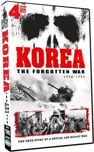 Korea The Forgotten War - 4 DVD Set!
