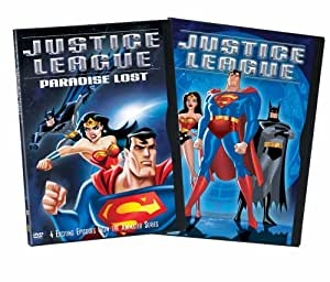 Justice League Secret Origins/Justice League Paradise Lost (2-Pack)