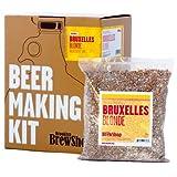 Brooklyn Brew Shop Beer Making Kit, Bruxelles Blonde