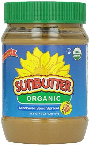 Gold Sunflower Seed - Sunbutter Organic Sunbutter, 16 oz