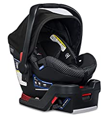 The B-Safe Ultra Infant Car Seat with Cool Flow is designed for safety, comfort and mobility. At Britax, we're making safety cool - your child will enjoy a comfortable ride thanks to our Cool Flow technology. The ventilated mesh fabric improv...