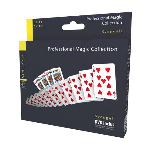 Oid Magic 505 - Carte per Giochi di Magia, Modello Svengali