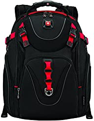 Wenger Luggage Maxxum 16 Laptop Backpack, Black, One Size