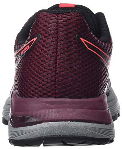 10 Noir G Asics Chaussures 001 Gel Femme De pulse black black tx Running wggfCxWq4n
