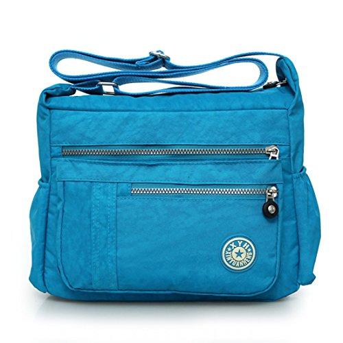 Dunland Poche à Bleu Designer main Sacs Femme Sac les pour Bandouliere Vintage Grand léger Sac Hobo rIZzUxwrq