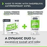 SweatBlock Combo Antiperspirant Deodorant
