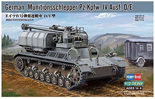 Hobby Boss 82907 Modellbausatz German Munitionsschlepper Pz.Kpfw D//E HY82907 IV Ausf