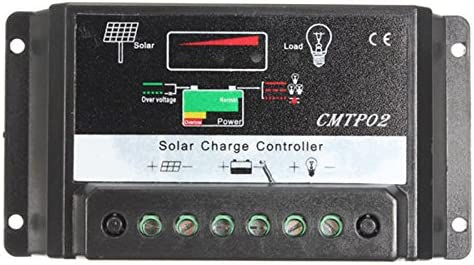 Moligh doll 30A PWM Sonnenkollektor Batterie Regler Laderegler 12V/ 24V