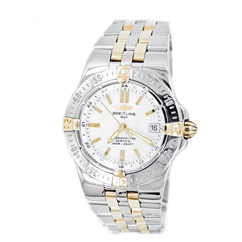 Breitling Chronometer quartz womens Watch B71340 (Certified Pre-owned)