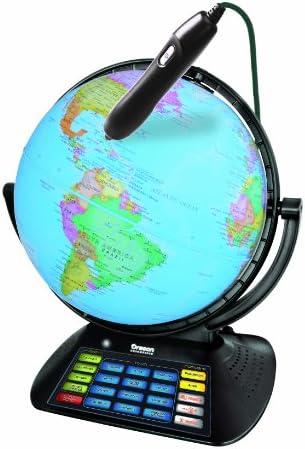 Oregon Scientific 18261 - Smart Globe Lite, Lernspielzeug
