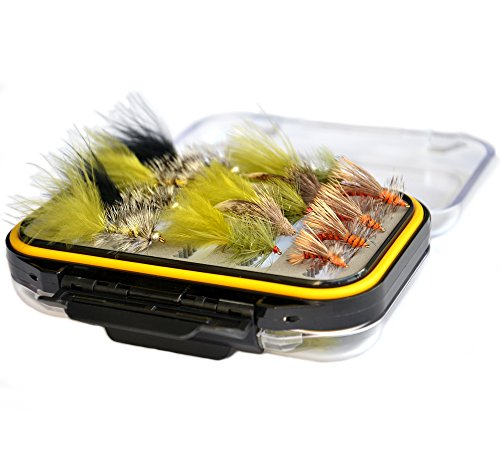 large trout streamers - 5