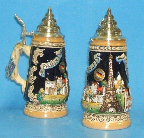 ceramic beer tower - 9