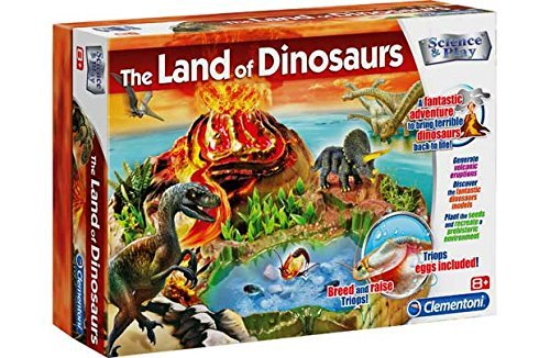 The Land of Dinosaurs Science Kit by Red Co.