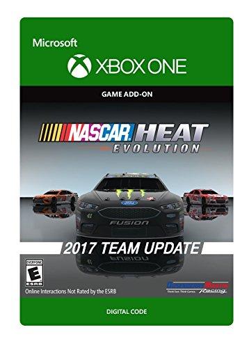 NASCAR Heat Evolution: 2017 Update - Xbox One [Digital Code]
