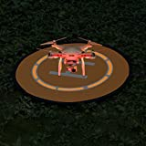 BESKIT-30-75cm-Universal-Fast-Fold-Portable-Landing-Pad-for-RC-Drones-Helicopter-DJI-Mavic-Pro-Phantom-2344-Pro-Inspire-21-3DR-Solo-Parrot-Antel-Robotic-Syma-Hubsan-Holy-Stone-UDI