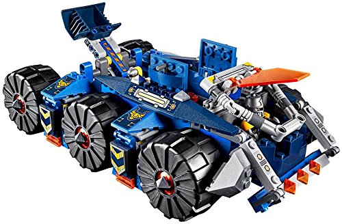 LEGO Nexo Knights Axl's Tower Carrier 66547 by LEGO (Image #3)