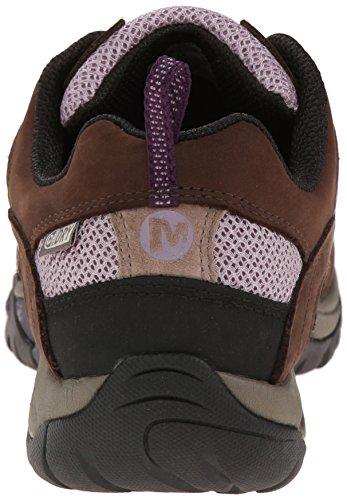 Merrell Azura zapatos de trekking impermeables Chocolate Brown