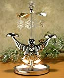 BANBERRY DESIGNS Angel Chimes Candle Spinner