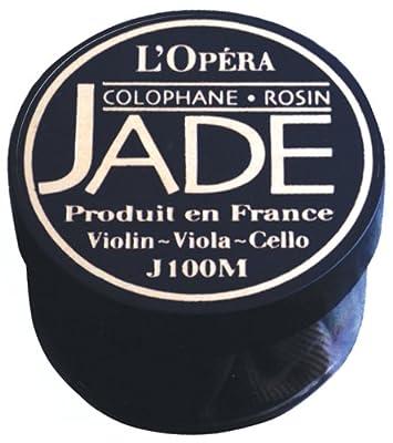 Jade L'Opera JADE Rosin for Violin, Viola, and Cello from U.S. Band & Orchestra Supplies Inc.