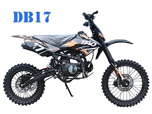 Amazon.com: TAOTAO DB17 125 cc Dirt Bike, Anaranjado: Automotive
