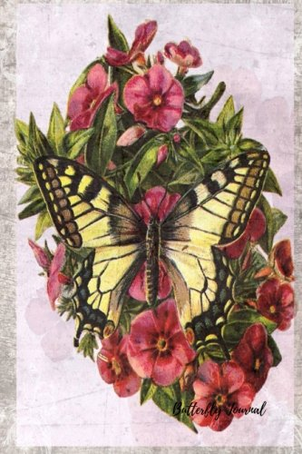 Download Butterfly Journal: Small Pocket 4 by 6 Mini Blank, Empty, Unlined, Unruled Paper Notebook To Write In For Men, Women, Girls, Boys, Kids & Adults. Portable Writing Book Pad (Volume 12) Text fb2 book