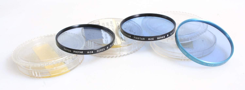 Series 8 Filters in Original Case Set of 3
