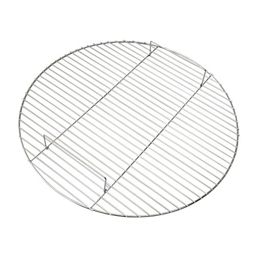 Onlyfire BBQ Stainless Steel Cladding Rod Cooking Grates for Grill, Fire Pit, 30-inch