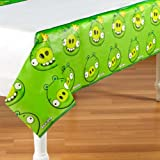 "Angry Birds Paper Tablecloth - 54"" x 96"" [Toy]"