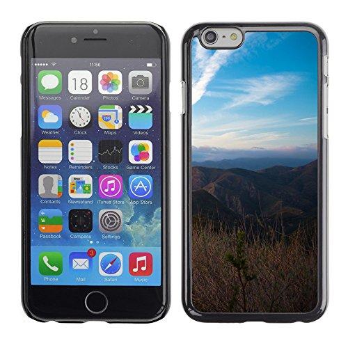 "Premio Sottile Slim Cassa Custodia Case Cover Shell // F00030767 vallée de montagne // Apple iPhone 6 6S 6G PLUS 5.5"""