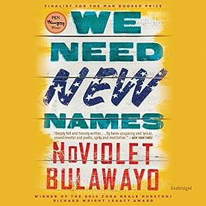 We Need New Names Audiobook