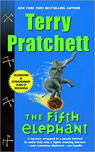 Terry Pratchett - The Fifth Elephant Audiobook Free Online