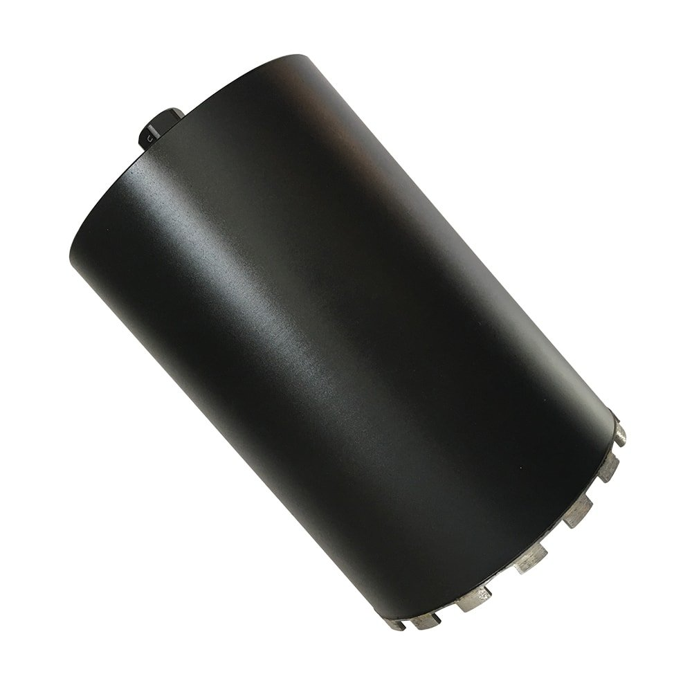 Supreme Wet Drill Core Bits for High PSI//Reinforced Concrete 3 Diameter 1-1//4 7 Threaded #30//40 Diamond Grits