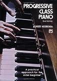 Progressive Class Piano, Elmer Heerema, 0882842978