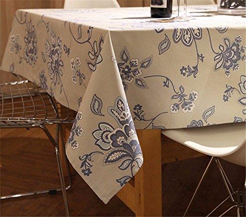 DIDIDD Style européen simple tissu moderne art nappe armoire à la maison tissu étanche à la poussière de Noël décorations,120X200cm