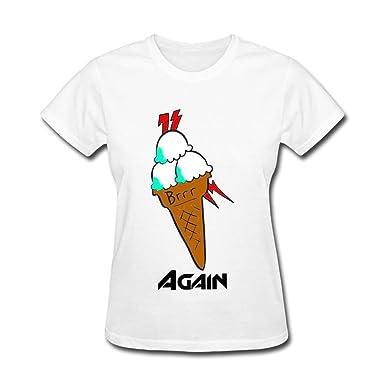 80ef6ce1543 Women s Gucci Mane Again T shirt X-Large  Amazon.co.uk  Clothing