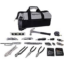 AmazonBasics–kit de reparación para el hogar de 115 piezas