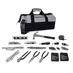AmazonBasics 115 Piece Home Repair Tool ...