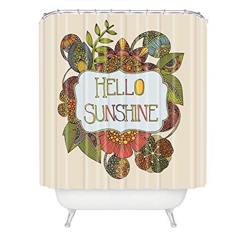 DENY Designs Valentina Sunshine Curtain