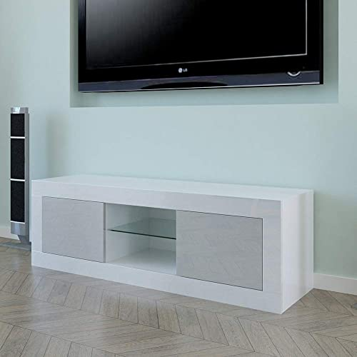 AOFEITE Modern TV Stand