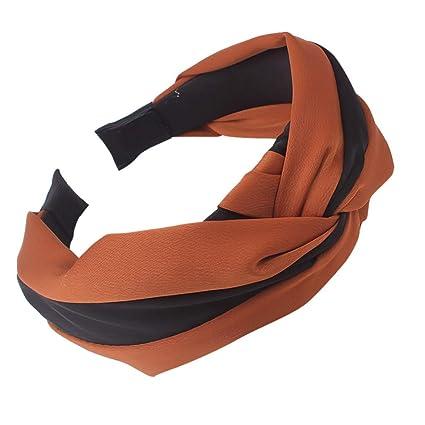 NPHOME Fashion Bow Knot Hairband - Diadema para mujer: Amazon.es ...