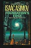 Foundation's Edge, Isaac Asimov, 0345308980