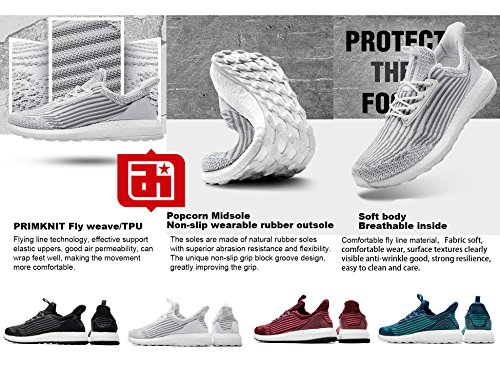 1879STAR 79STAR Chaussures de Basketball Homme Chaussures de Sport Chaussures Chaussures de Sport pour Hommes B1160 Rouge Blanc y6Lvuoypce