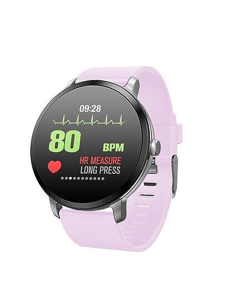 YJKLB Reloj Inteligente Smart Watch Impermeable Bluetooth Pulsera ...