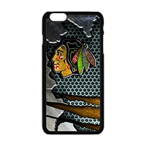 Custom NHL Chicago Blackhawks iPhone6 Plus 5.5