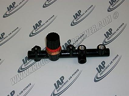 23360571 Regulador - Diseñado para uso con compresores de aire Ingersoll Rand