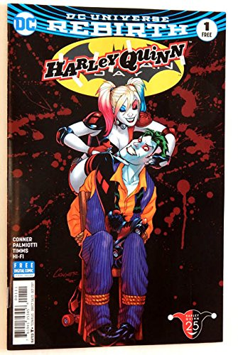 Harley Quinn Batman Day Special Edition Comic Book - UNCIRCULATED Comic Book - DC Comics 2017 - Grade 9.8 GRADED BY THE SELLER