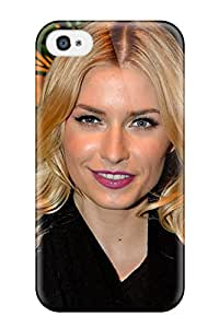 Iphone 4/4s Case Cover Skin : Premium High Quality Lena Gercke Case 1107907K34768450