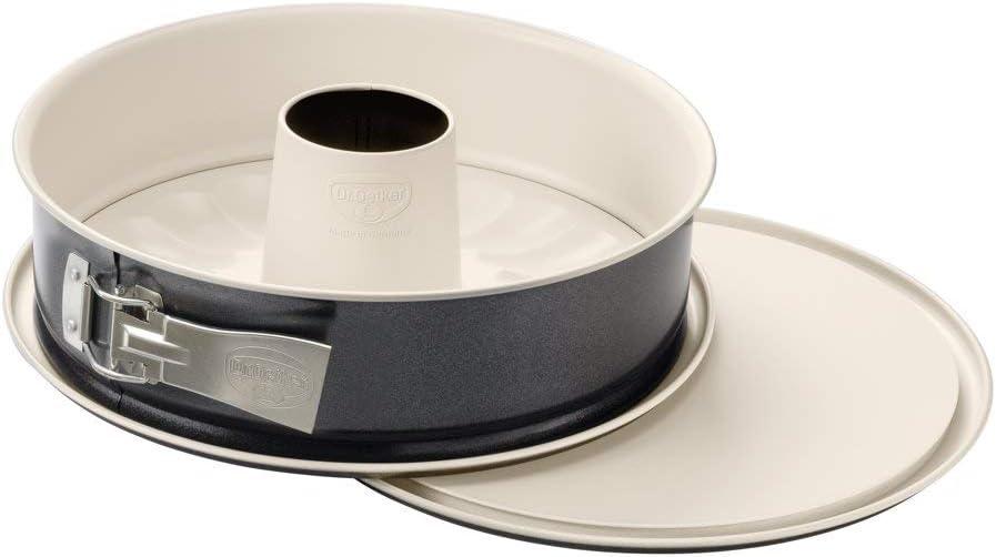 con 2 ripiani Dr 26 cm Teglia con fondo staccabile colore: crema//antracite Oetker 4851 Back Trend