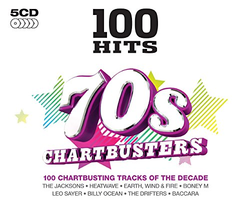 100 Hits - 70S Chartbusters (Chartbusters Cd)